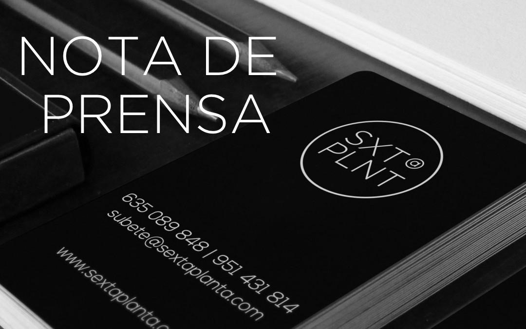 Sextaplanta renueva su participación en los talleres de Andalucía Lab de 2019
